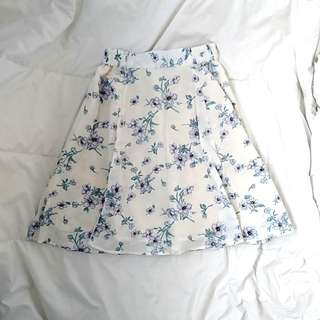 Japanese romantic skirt