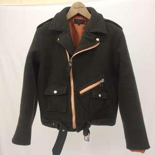 Biker wool Jacket Rider