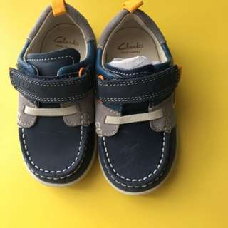 Clarks First Shoes size 5 1/2