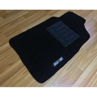MITSUBISHI LANCER GLX CS3 OEM FITMENT DRIVER SIDE ONE PCS ONLY CAR FLOOR MAT..BLACK PVC CARPET MAT RALLIART LOGO ONE PCS COLOR AVAILABLE - RED,GREY ,BEIGE ,BROWN & BLUE...PLEASE CONTACT ME BEFORE DROPPING BY !