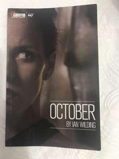 October Ian Wilding