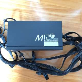 Seasonic M12II 620W Full Modular PSU