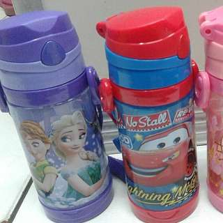 1for$12. 2for$20 Frozen, Cars McQueen Water Bottle