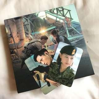 太陽的後裔 OST+小卡