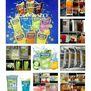 Nestle Juices