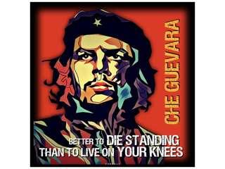 Che Guevara : Pop Art Poster Frame