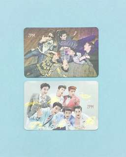 2PM  Yes Card