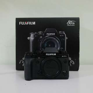 WTS - Used Fujifilm X-T1 Body