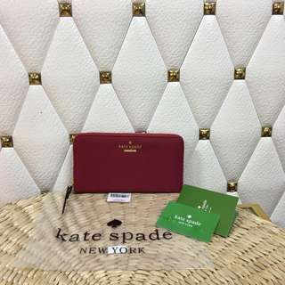 Kate Spade Top-zip Wallet