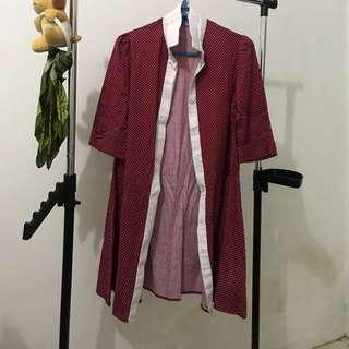 dress/outer by koraru