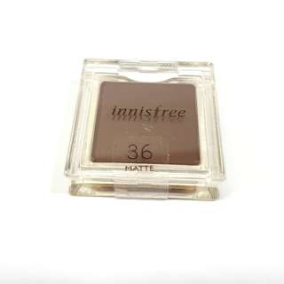 BN Sealed Innisfree My Palette My Eyeshadow #36 matte