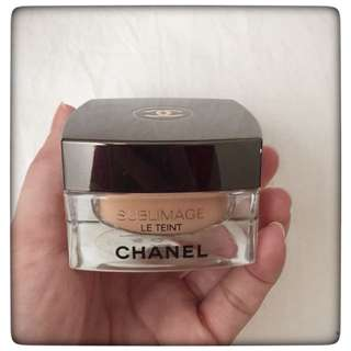 Chanel sublime foundation