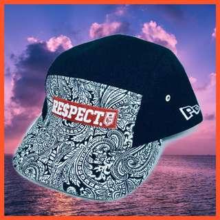 🚚 PLAYAZ GEAR RESPECT 五分帽 五分割帽 變形蟲