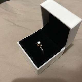 Pandora ring (size:52)