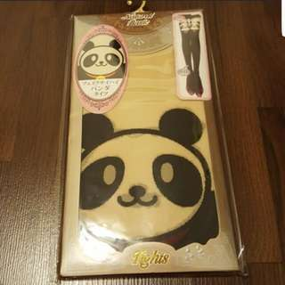 Panda Animal Stocking