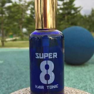 (INSTOCK) SUPER 8 HAIR TONIC