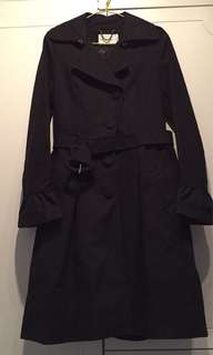 Nearly new Victor Rolf x H and M trench coat