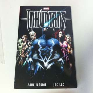 Inhumans Jae Lee Marvel Comics Tpb