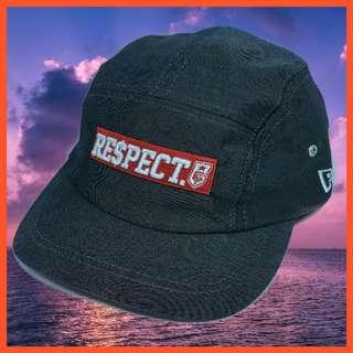 🚚 PLAYAZ GEAR RESPECT 五分帽 五分割帽 灰