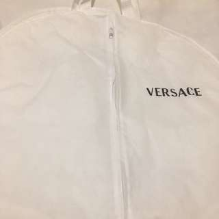Versace garment bag x 2