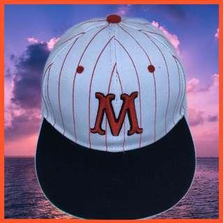 🚚 MJFRESH MJ116 頑童 正版 棒球帽