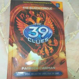 The 39 cules series(book 2 and5)
