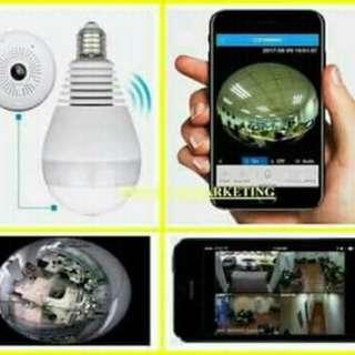 CCTV light bulb