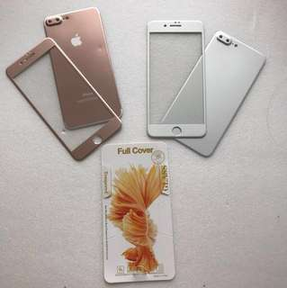 Front and Back Full Cover Tempered Glass