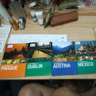 Aa pocket guide - prague, dublin, austria, mexico