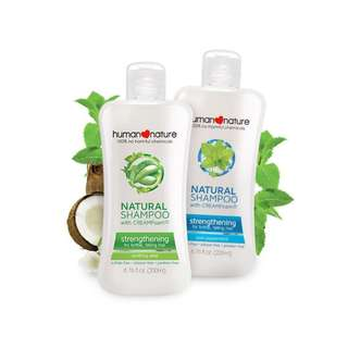 Human Nature Strengthening Shampoo 200ml