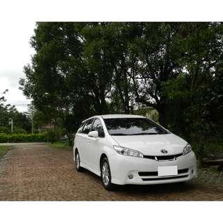 Toyota 2010年 Wish 2.0 E版