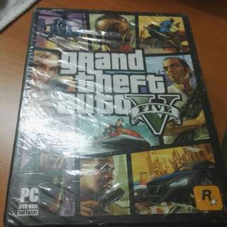 Grand Theft Auto V + Steel Division Normandy 44 PC Video game