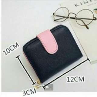 Fashion Korean Short Wallet
