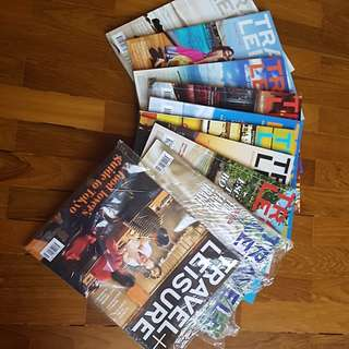 Travel + Leisure Magazines