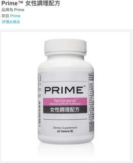 Prime™ 女性調理配方