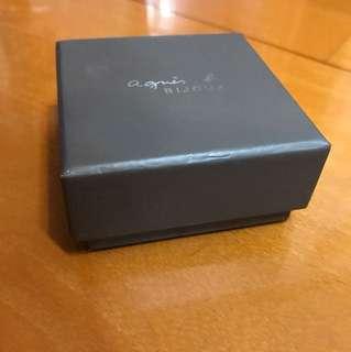 Agnes b 飾物禮盒子