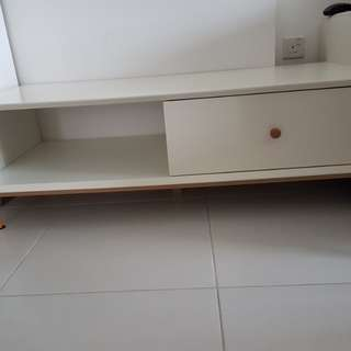 White coffee table **price reduced**
