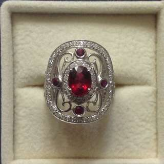 Rubellite Tourmaline Ring - Fixed Price
