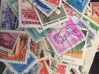 vintage & collectors stamps