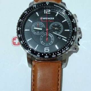 Wenger Roadster Black Night Chrono watch
