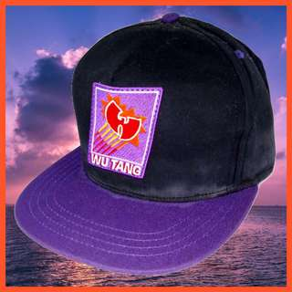 🚚 Wu Tang LOGO 正版 稀有 棒球帽