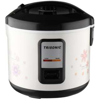 Trisonic T707 Magic Com Penanak Nasi – 1.2 L Rice Cooker 3 In 1