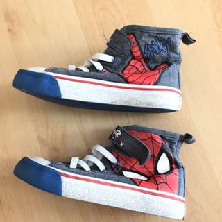 H&M Spiderman Sneaker Shoes