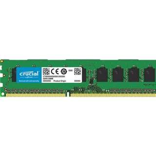 Crucial 4GB DDR3-1866 ECC UDIMM