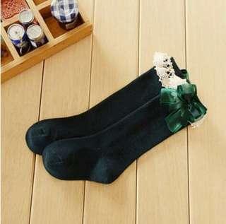 Laced Socks