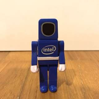 Intel Bunny Man 4G flash drive
