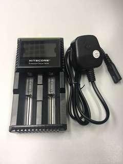 Nitecore D2 charger