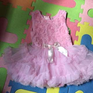 Baby dress 1-2 yrs old once used
