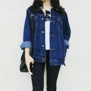 Restock jaket jeans