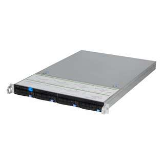 1U 4-Bay HDD NAS Server Chassis